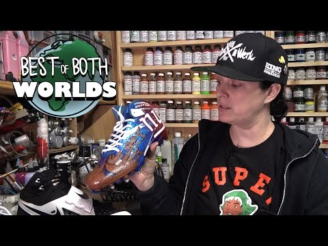 Best of Both Worlds Ep 1: King of Sneakers