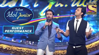 'Ishq Wala Love' पे Guests ने दिया Performance | Indian Idol | Guest Performance - SETINDIA