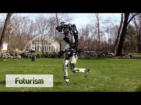 Running, Running, Robots
