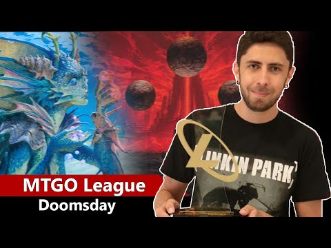MTGO Legacy League - Doomsday | Ep. 05