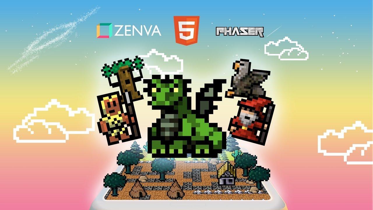 Phaser 101 – Introduction to Game Development | Zenva Academy