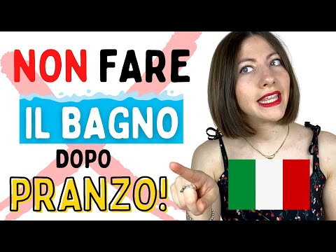 7 ABITUDINI degli ITALIANI che NON ESISTONO in altre parti del MONDO | Cultura Made in Italy 🇮🇹