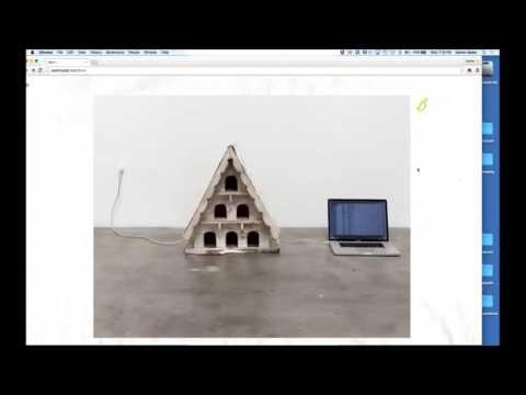 Artist Talk: Darren Bader