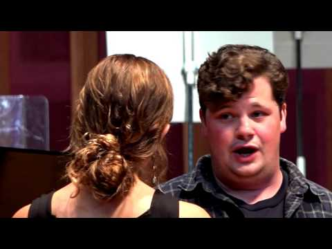 Excerpt from the 2014 New Tanglewood Tales featuring TMC Vocal Fellow Connor MacDonald Part 1