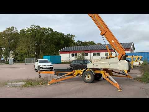 Köp Släpvagnslift Omme 2100 BD på Klaravik