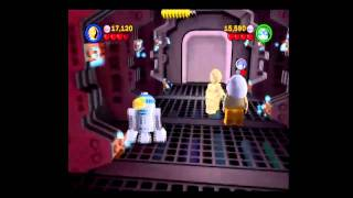 Lego Star Wars 2 The Original Trilogy Playthrough Part 1