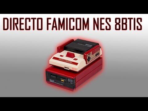 Directo Famicom NES 8btis