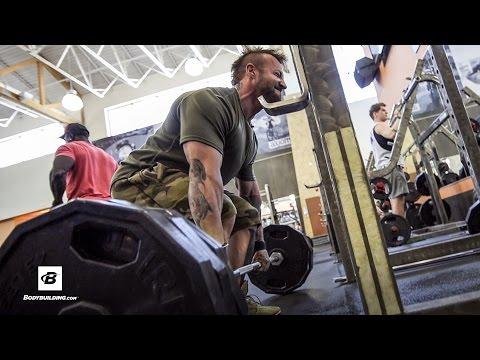 Lower Back, Hamstrings, & Upper Abs Workout | Day 4 | Kris Gethin's 8-Week Hardcore Training Program