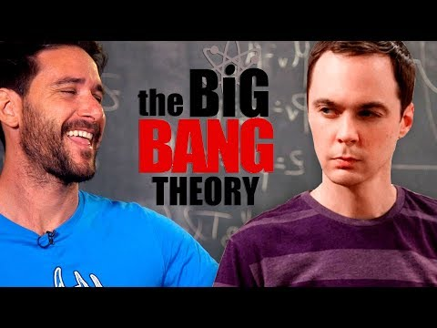 La ciencia en The Big Bang Theory