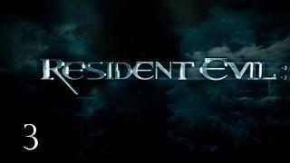 Resident evil 1 / Обитель зла 1 - Прохождение Серия #3 [Jill]