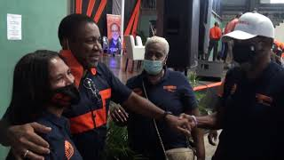 Dayton Campbell Voted In As PNP General Secretary & Phillip Paulwell as Chairman | News | CVMTV