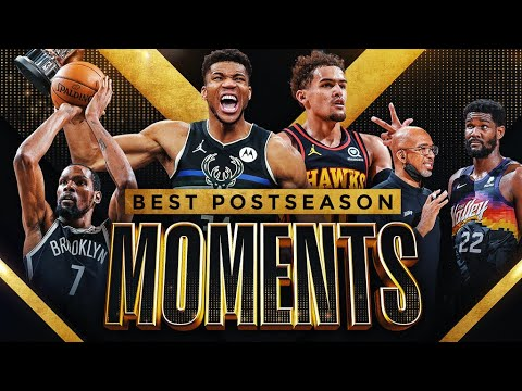 Best Moments Of The NBA Playoffs! ??