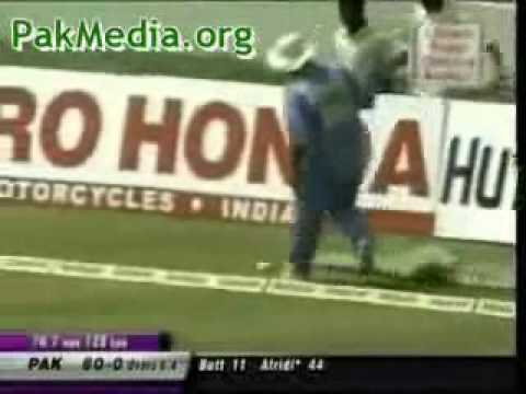 10 unforgettable moments in India-Pakistan ODI cricket