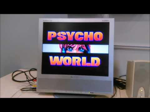 Pyscho World