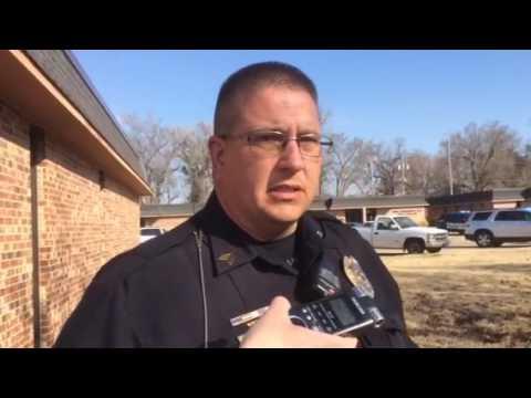 Sgt. Brent Rupert talks about shooting