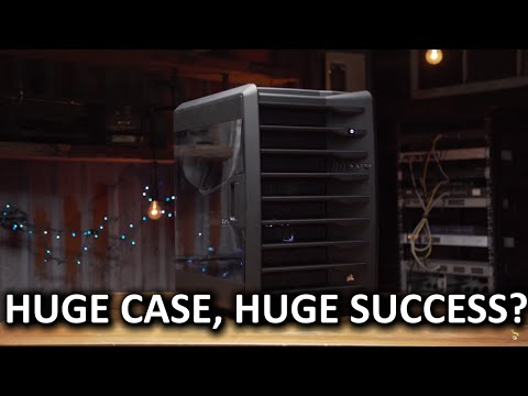 The biggest, baddest case around? - Corsair Air 740 Review