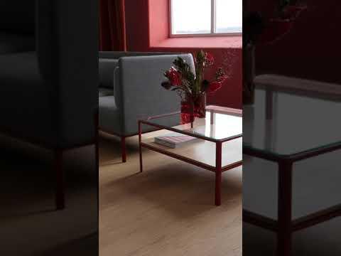 MATERIA - Crest table - Design: Mattias Stenberg