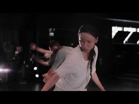 Transit, repetitioner / rehearsals - Skånes Dansteater – Tero Saarinen