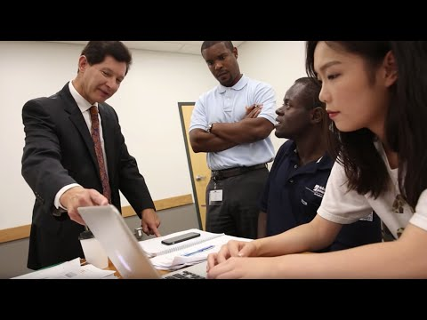 The Arcadia MBA with a Global Perspective