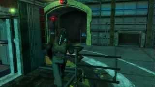 Прохождение Dead Space 3. Серия 3 [Собираем поезд]