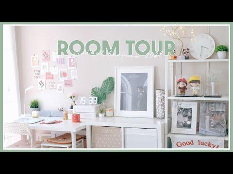 🌷🧸-ROOMTOUR-Minimal-Bedroom- -