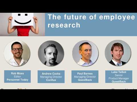 Questback & Personnel Today: The future of employee research