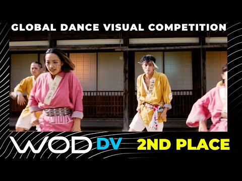 Chibi Unity | 2nd Place | Global Dance Visual Competition | #workinchallenge