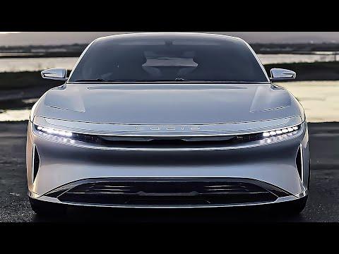 Lucid Air (2019) Tesla Model S killer [YOUCAR]