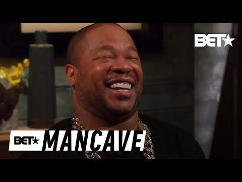 Rapper Xzibit Doesn't Have Sex In This One Public Place | BET's Mancave