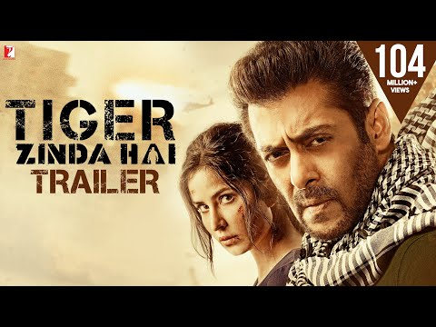 Tiger Zinda Hai   Official Trailer   Salman Khan   Katrina Kaif