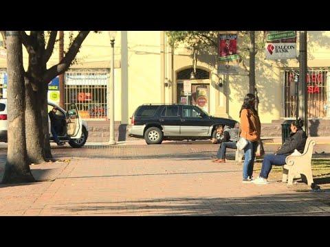 قلق على المستقبل في مدينتين توأمين على جانبي الحدود الأميركية-المكسيكية