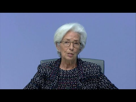 Economic recovery depends on duration of containment measures: Lagarde | AFP photo