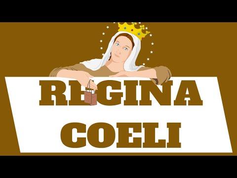 #REGINA COELI de hoy Martes 18 de Mayo 2021