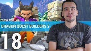 Vidéo-Test : DRAGON QUEST BUILDERS 2 : Mieux en tous points ?   TEST