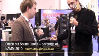 Rivera Amps - Clubster Royal, Silent Sister, Venus 3 Release Video - NAMM 2010