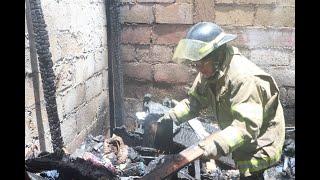 Reportan incendio estructural en Ciudad Satélite, zona 9 de Mixco
