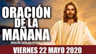 Oración de la Mañana de Hoy Sábado 23 de Mayo de 2020| Oración Católica