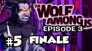 THE URBAN LEGEND - The Wolf Among Us Episode 3 A CROOKED MILE Ep.5