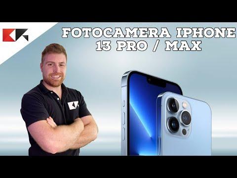USARE LA FOTOCAMERA di iPhone 13 Pro e M …