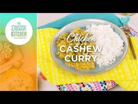 Introducing Aldi's Chicken Cashew Curry!