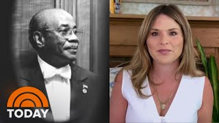 Jenna Bush Hager Pays Tribute To Late White House Butler | TODAY