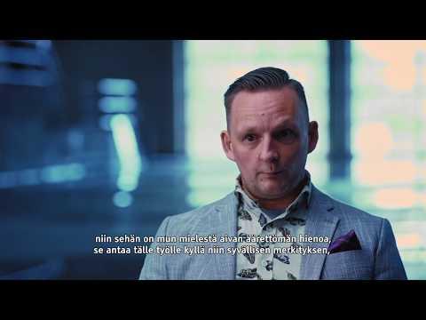 Tahdon asialla -haastatteluvideot - Liiketoimintajohtaja Juho Koli, subs. | Säästöpankki