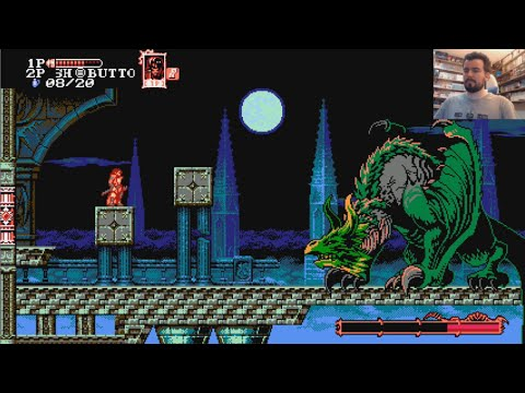 BLOODSTAINED: CURSE OF THE MOON 2 (PC/PS4/Xbox/Switch) - Primer contacto || GAMEPLAY en Español