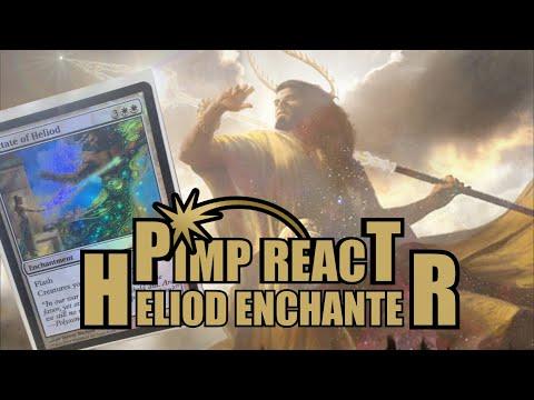 Heliode, Deus dos Encantamentos | Pimp React #3