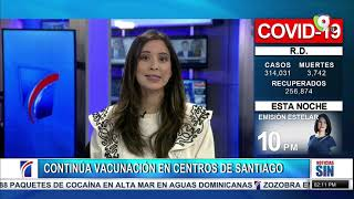Lluvias afectan sectores de la capital /Nueve muertos y 1,216 nuevos casos Covid/Primera Emisión SIN