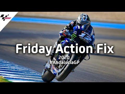 Friday Action Fix | 2020 #AndaluciaGP