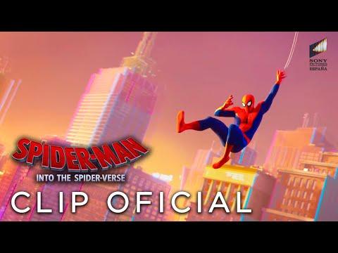 SPIDER-MAN: UN NUEVO UNIVERSO. Extended Sneak Peek. En cines 21 de diciembre.