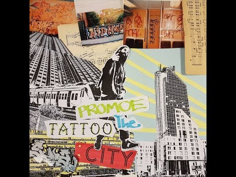 Promoe - Tattoo the City (Official lyric video)
