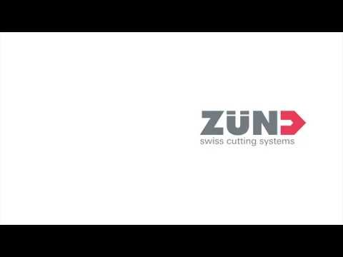 Cutting of glass fabrics with Zund and fully automated unloading