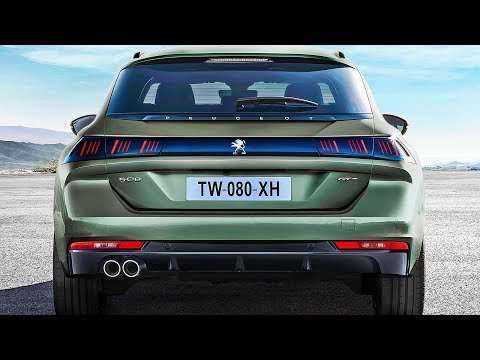"""Peugeot 508 SW (2019) The Best -French- Wagon"""""""